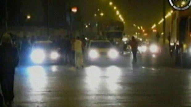 d3603d967f1 Los detenidos así como los vehículos decomisados fueron trasladados a la  comisaría de Sol de Oro