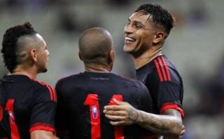 Paolo Guerrero anotó de zurda el empate de Flamengo [VIDEO]