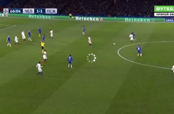 CUADRO X CUADRO del gol de Zlatan tras varios toques (GALERÍA)