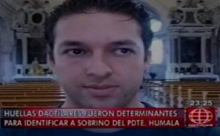Sobrino de Humala: así pudieron identificar cuerpo tras 37 días