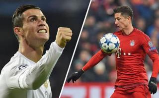 Real Madrid: Lewandowski no desea fichar mientras continúe CR7