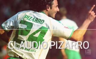 Bundesliga: Pizarro protagonista en video por retorno a Múnich