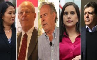 A un mes de las elecciones: el panorama sin Guzmán y Acuña