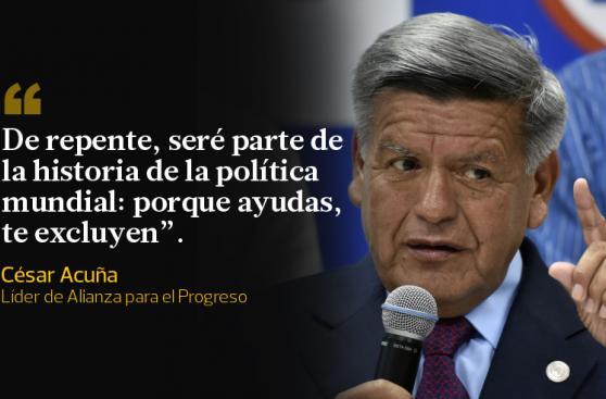 Julio Guzmán y César Acuña: sus frases sobre decisión del JNE