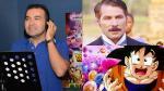 """""""Dragon Ball Z"""": las voces que aparecen en telenovelas [FOTOS] - Noticias de rene garcia"""