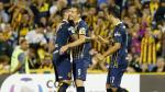 Rosario Central goleó 4-1 a River Plate por Copa Libertadores - Noticias de juan ramon carrasco