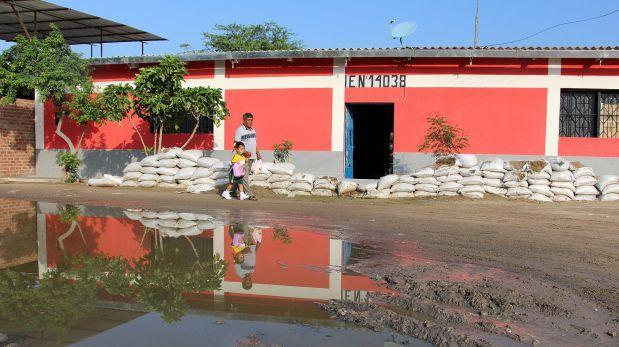 Piura: clases comenzarán el 21 de marzo debido a las lluvias