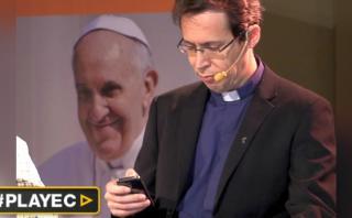 La aplicación móvil para rezar con el papa Francisco [VIDEO]