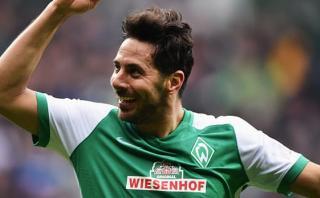 """Pizarro: """"Tal vez Guardiola quiera llevarme al Manchester City"""""""