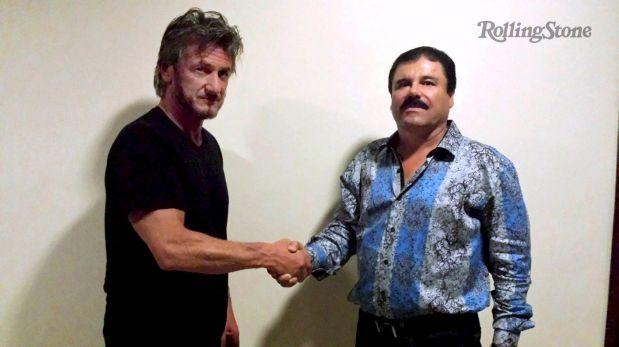 Sean Penn y Joaquín