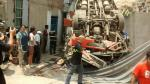 Manchay: se elevan a dos los muertos por caída de bus a nido - Noticias de victor malasquez