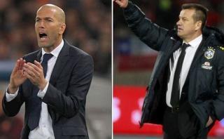 Zinedine Zidane califica a Dunga de mentiroso por tema Marcelo