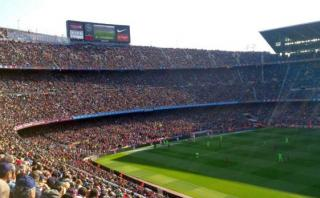 Admirable: Lionel Messi erró penal y así reaccionó el Camp Nou