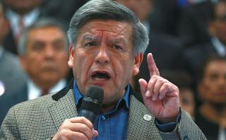 César Acuña presenta recurso ante JNE para volver a la campaña