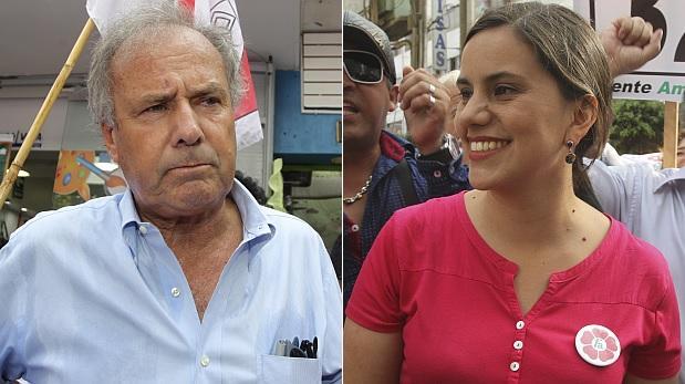 Barnechea y Mendoza empatan en 9% tras salida de Acuña y Guzmán