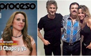 Kate del Castillo escribe sobre su relación con El Chapo Guzmán