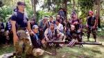 Guerrilla islámica amenaza con matar 4 rehenes occidentales - Noticias de esto es guerra
