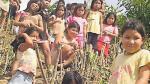 El 63% de afectados por mercurio en comunidad nativa son niños - Noticias de patricia balbuena