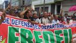 Comunidades nativas se unen a la huelga en Ucayali - Noticias de aidesep