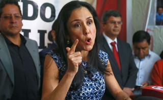 Nadine: Fujimorismo quiere imponerse con ayuda de instituciones