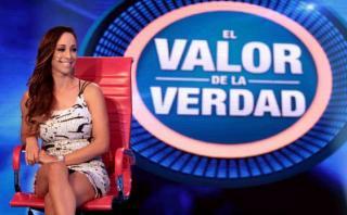 """""""El valor de la verdad"""" lideró el ráting con Olinda Castañeda"""