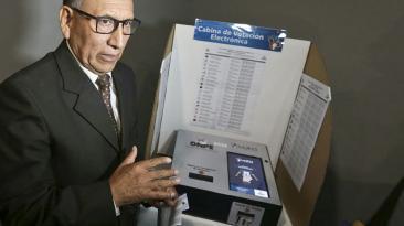 ONPE: así se usa el voto electrónico [paso a paso]