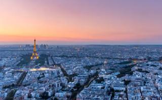 Recorre los principales atractivos de París con este time-lapse