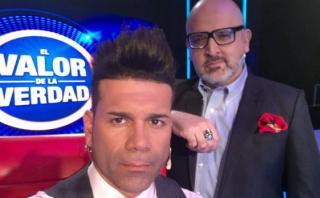 """""""El valor de la verdad"""": ¿Carlos Barraza, invitado al programa?"""