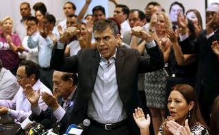 Partido de Guzmán retira listas congresales y no hará alianzas