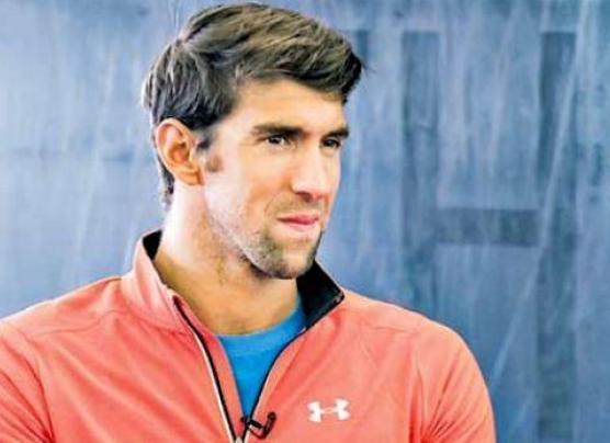 """Michael Phelps: """"Sería increíble que mi hijo bata mi récord"""""""