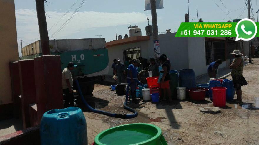 Chincha reportan ni os enfermos por falta de agua potable desde hace un mes foto galeria 1 de - Recuperar whatsapp borrados hace meses ...
