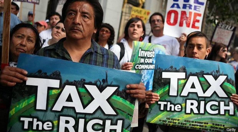 En los últimos años ha habido numerosas protestas en San Francisco por la subida del precio de la vivienda. (Foto: BBC Mundo)