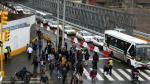 Puente Bella Unión: cerrarán un carril de Av. Universitaria - Noticias de rutas alternas