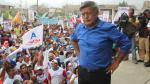 Lo que un día fue, no será: ex candidatos de estas elecciones - Noticias de vladimir cerron