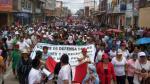 Ucayali: inicio de clases fue postergado por huelga regional - Noticias de inicio de clases