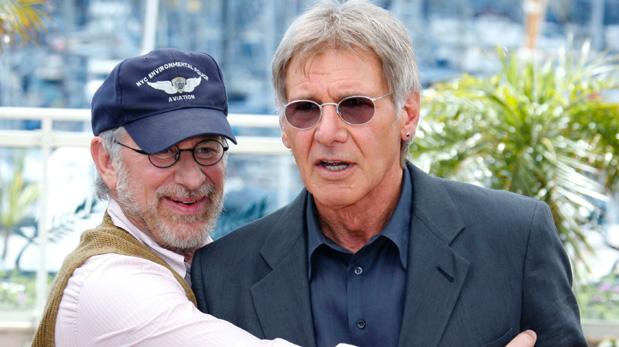 Steven Spielberg y Harrison Ford volverán a ser dupla en nueva película de