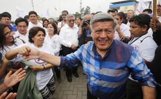 César Acuña acudió a la CIDH para volver a ser candidato