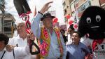 Alfredo Barnechea: ¿por qué devolvió sombrero en Jauja? - Noticias de francisco carle