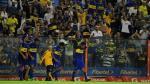 Carlos Tevez le dio la victoria a Boca y la Bombonera 'explotó' - Noticias de gambas