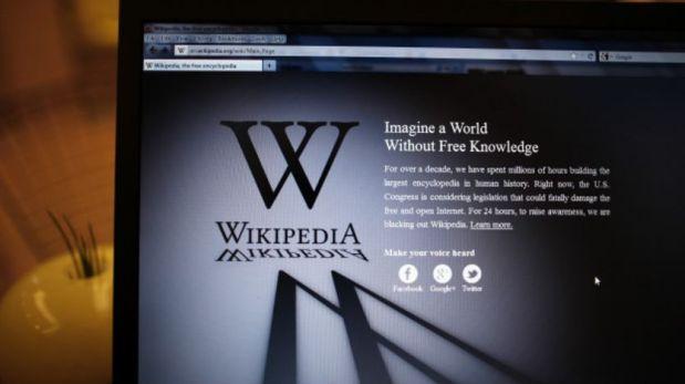 Ocho de cada diez biografías en Wikipedia son de hombres. (Foto: Getty)