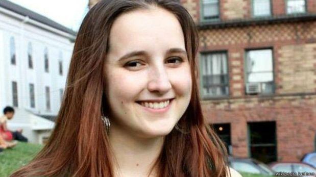 La estudiante de biología contribuye a páginas en Wikipedia desde los 12 años. (Foto: Wikipedia Keiliana)