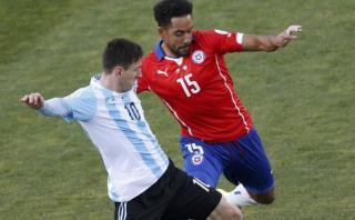 Chile vs. Argentina: hora y canal del partido por Eliminatorias