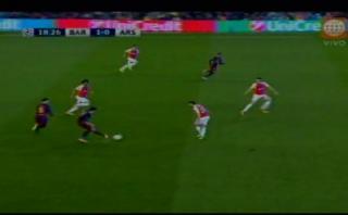 Barcelona: Neymar anotó y amplió ventaja frente al Arsenal