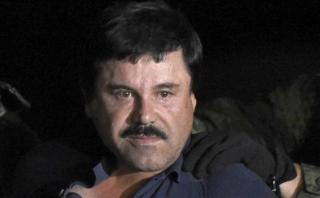 México dice que EE.UU. no participó en la captura de El Chapo