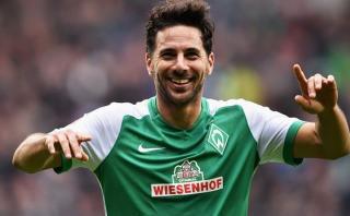 Claudio Pizarro: DT del Bremen reveló hasta cuándo piensa jugar