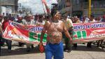 Ucayali: desabastecimiento, pérdidas económicas y 24 detenidos - Noticias de actos delictivos