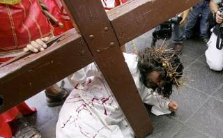 Semana Santa: no habrá Vía Crucis en cerro San Cristóbal