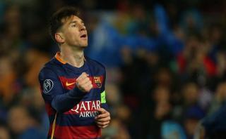 """Lionel Messi sobre la 'MSN': """"Barcelona no depende de nosotros"""""""