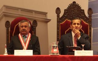 Távara exige neutralidad a Humala tras retiro de Urresti