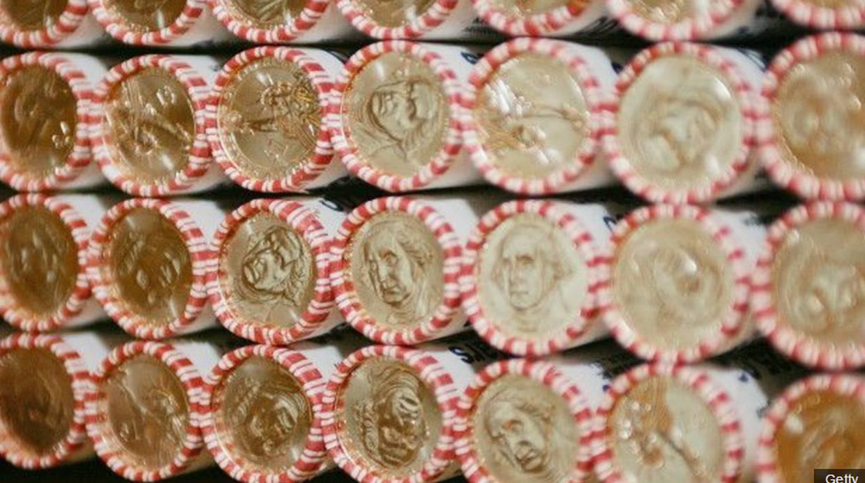 En 1795 el recién creado gobierno de EE.UU. acuñó 1.758 monedas como un signo de soberanía. (Foto: BBC Mundo)